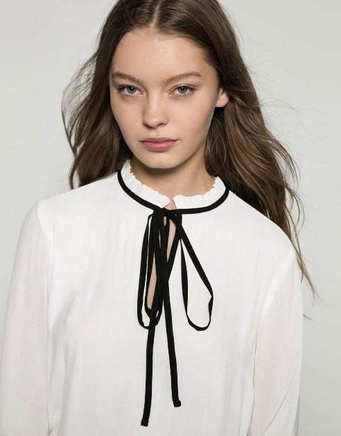 Tendenze Moda A/I 15-16 # 5. La camicia con fiocco