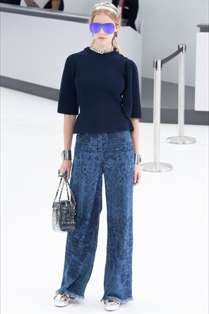 Tendenze moda primavera/estate 2016 Denim